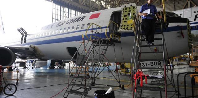 manutenção e reparação em dispositivos mecânico