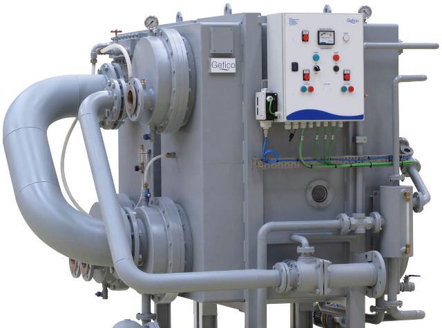 Destilação a vácuo