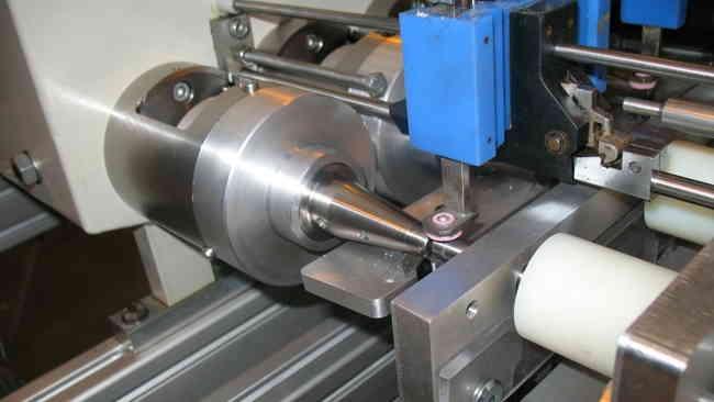 Máquina industrial para produção