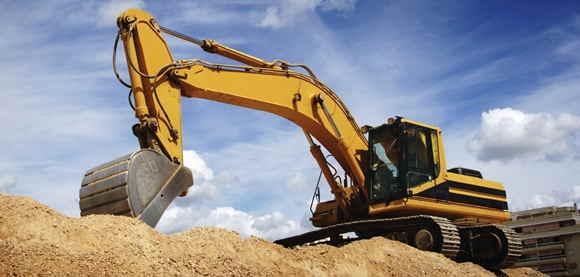 Máquinas e equipamentos para construção civil