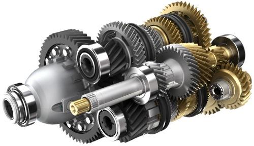 Mecânica Industrial - Engrenagem