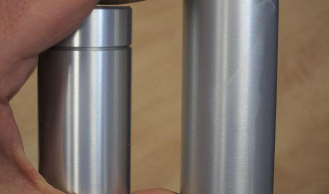 O que um acabamento anodizado mec nica industrial for Peindre aluminium anodise