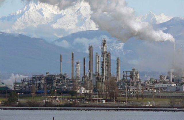 Hidrodessulfuração na indústria
