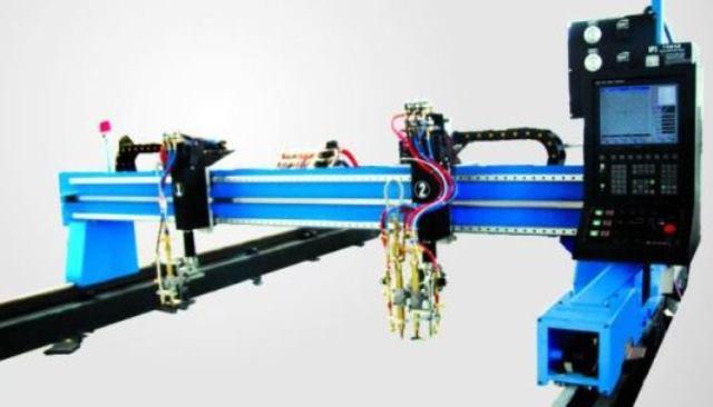 Máquina CNC de corte de plasma