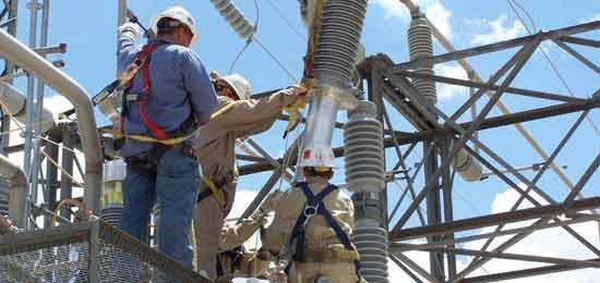 Manutenção em sistemas elétricos