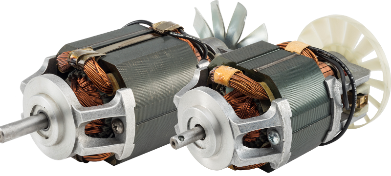 Como funciona o motor universal mec nica industrial for Universal ac dc motor